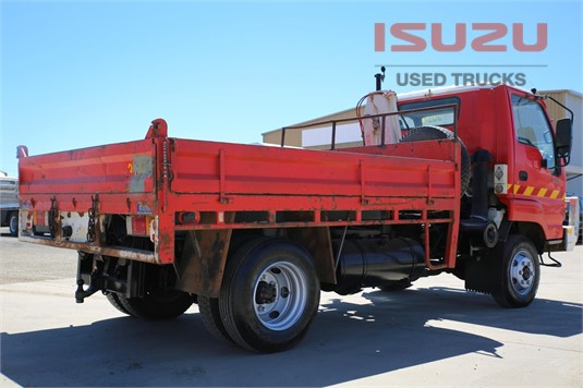 2004 Isuzu NPS 300 4x4 Used Isuzu Trucks - Trucks for Sale