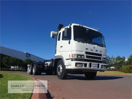 2009 Fuso other Daimler Trucks Perth  - Trucks for Sale