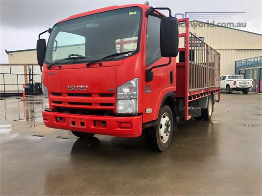 2010 Isuzu NQR 450 Adelaide Truck Sales - Trucks for Sale
