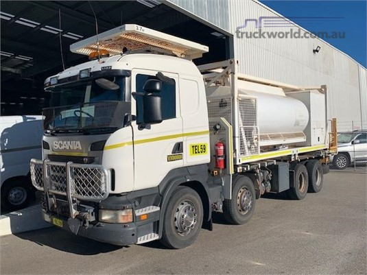 2010 Scania other Trucks for Sale