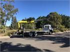 2018 Isuzu FXD 1000 Crane Truck