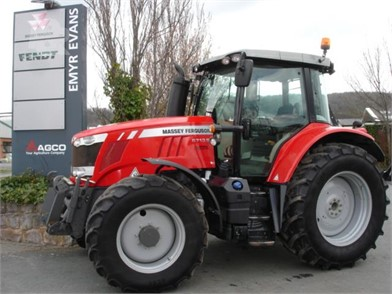 Used MASSEY-FERGUSON 6713 for sale in Ireland - 2 Listings