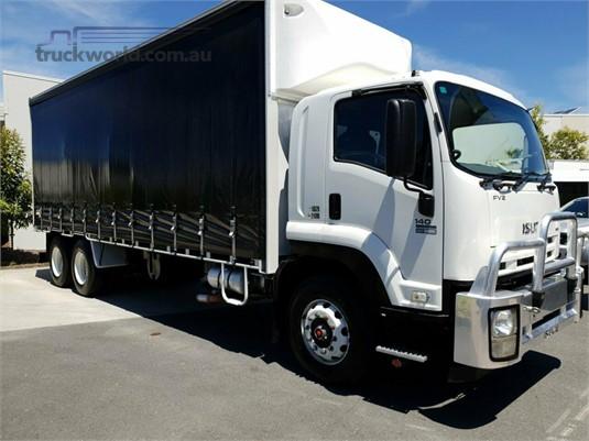 2010 Isuzu FVZ 1400 Long Trucks for Sale