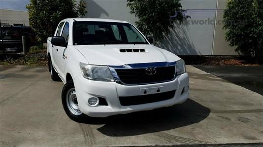 2013 Toyota Hilux Sr 4x2 - Light Commercial for Sale