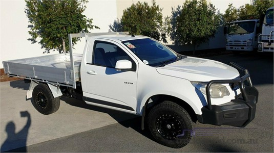 2012 Holden Colorado Rg My13 Lx - Light Commercial for Sale