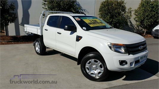 2013 Ford Ranger Px Xl Double Cab Light Commercial for Sale