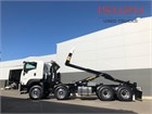 2018 Isuzu FYJ 300-350 Waste Disposal