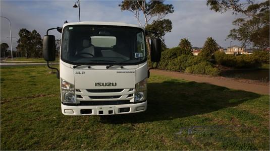 2018 Isuzu NLR 45 150 - Truckworld.com.au - Trucks for Sale