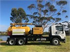 2018 Isuzu other Vacuum Tanker