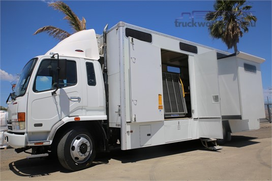 2003 Mitsubishi Fighter Trucks for Sale