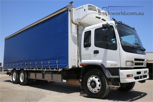 2007 Isuzu FVY 1400 Trucks for Sale