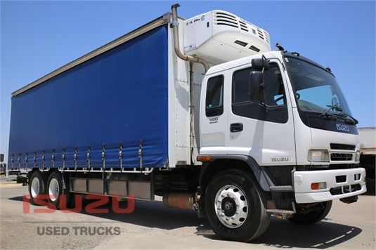 2007 Isuzu FVY 1400 Used Isuzu Trucks - Trucks for Sale
