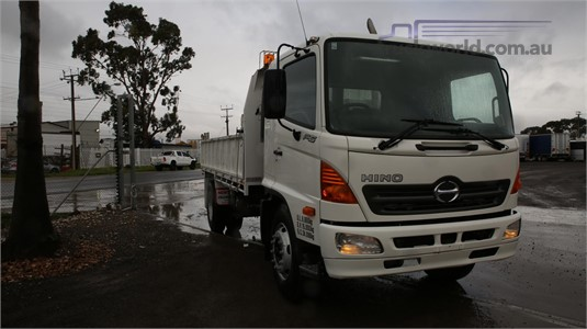 2006 Hino 500 Series 1628 FG North East Isuzu  - Trucks for Sale
