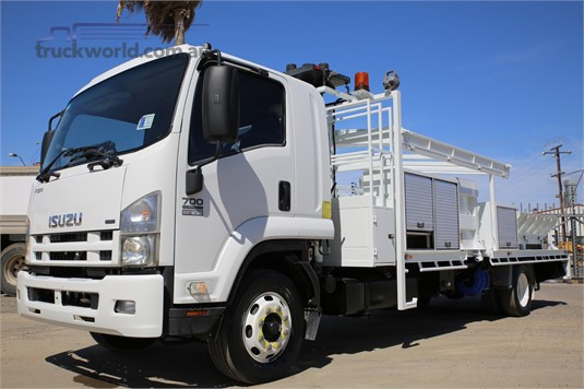 2008 Isuzu FSR 700 North East Isuzu - Trucks for Sale