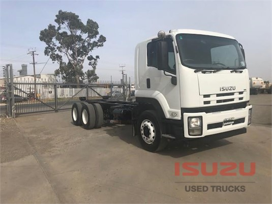 2011 Isuzu FVZ 1400 Used Isuzu Trucks - Trucks for Sale