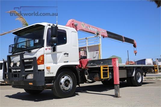 2012 Hino 500 Series 1628 FG North East Isuzu - Trucks for Sale