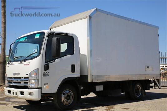 2012 Isuzu NPR 200 North East Isuzu - Trucks for Sale