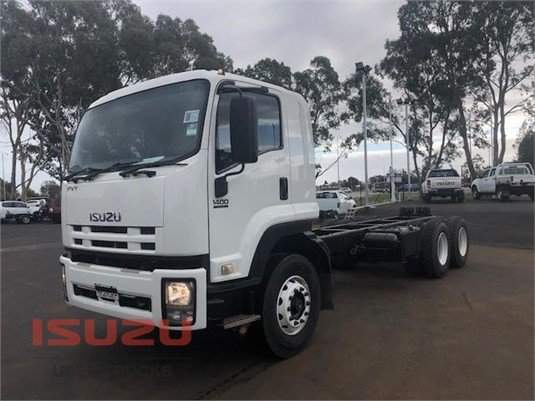 2008 Isuzu FVY 1400 Auto Used Isuzu Trucks - Trucks for Sale