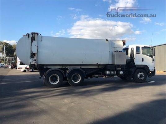 2008 Isuzu FVZ 1400 - Truckworld.com.au - Trucks for Sale