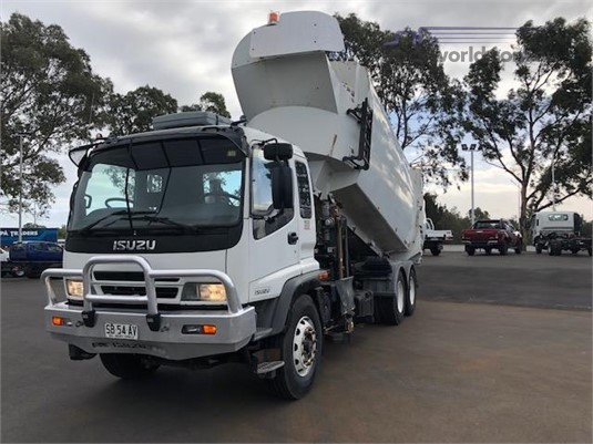 2007 Isuzu FVZ 1400 Trucks for Sale