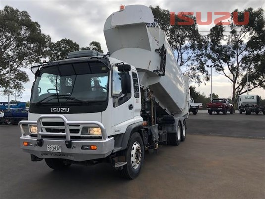 2007 Isuzu FVZ 1400 Used Isuzu Trucks - Trucks for Sale