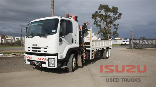 2009 Isuzu FTR 900 Used Isuzu Trucks - Trucks for Sale