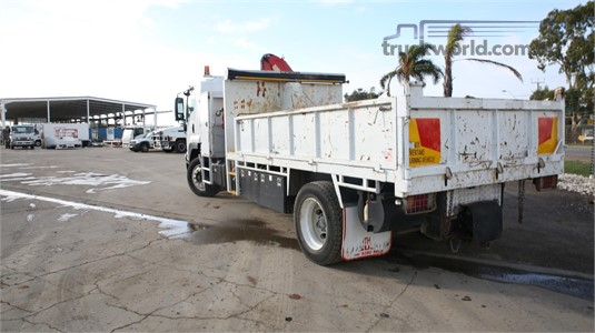 2009 Isuzu other - Truckworld.com.au - Trucks for Sale
