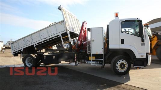 2009 Isuzu FTR 900 Used Isuzu Trucks - Trucks for Sale
