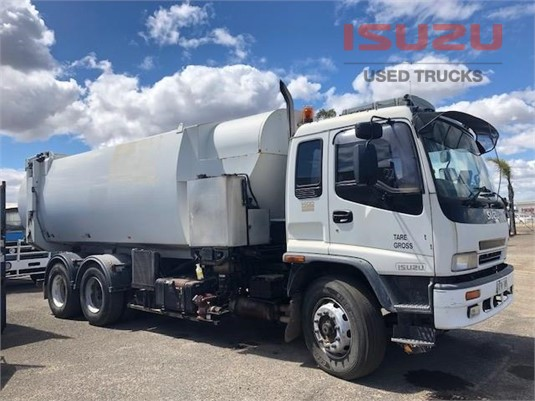 2004 Isuzu FVZ 1400 Used Isuzu Trucks - Trucks for Sale