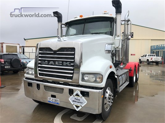 2008 Mack Trident Adelaide Truck Sales - Trucks for Sale
