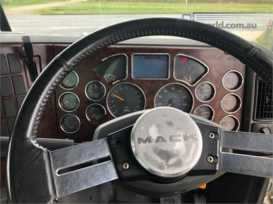 2008 Mack Trident 6x4 truck for sale Adelaide Truck Sales in South