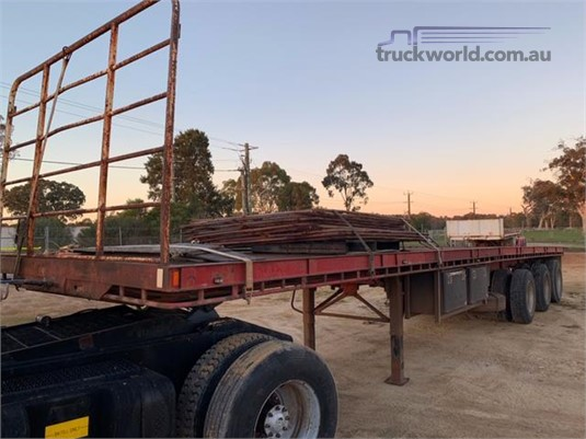 1980 Custom Flat Top Trailer Trailers for Sale