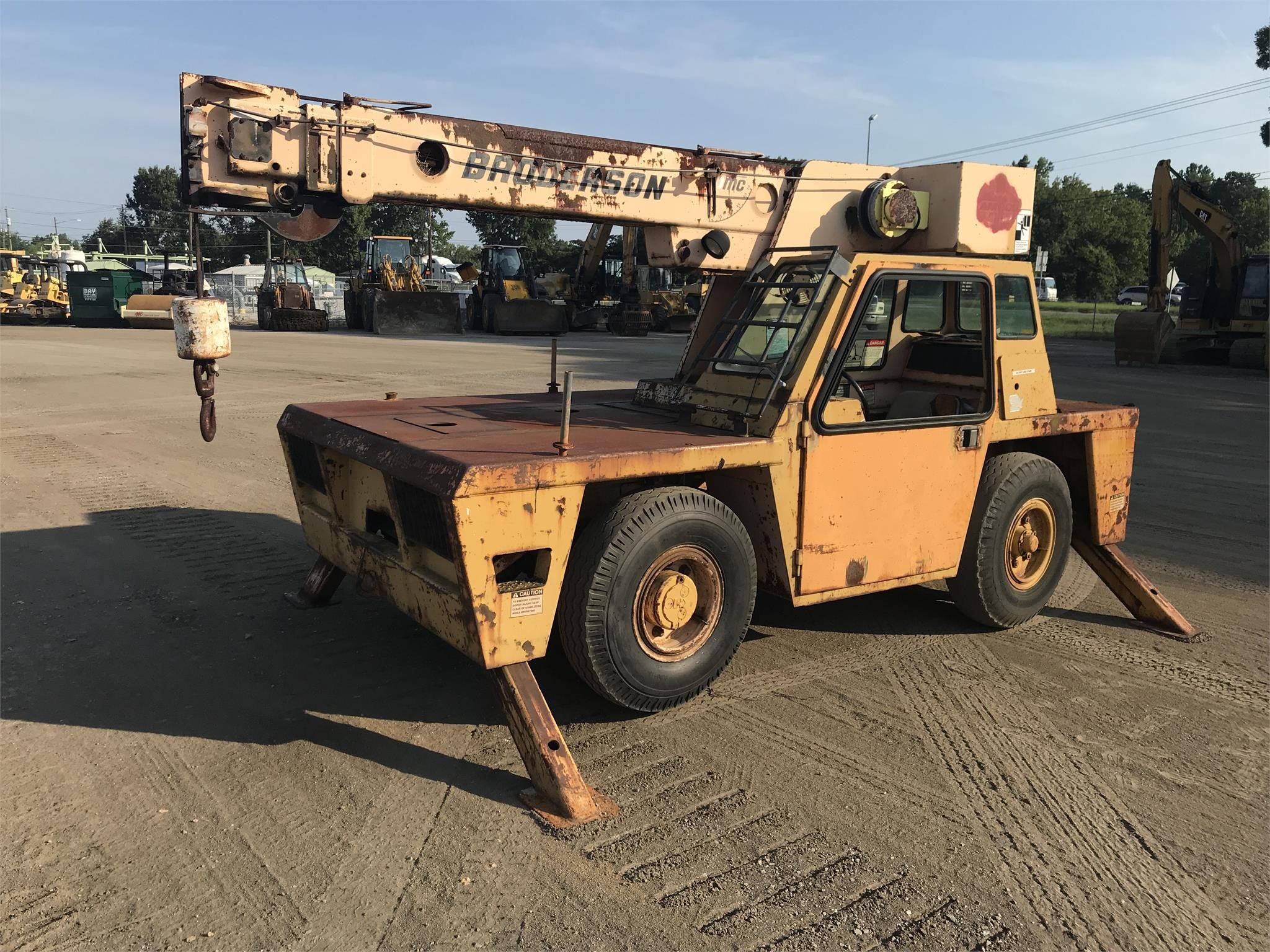 Cranes for Sale in Virginia | CEG