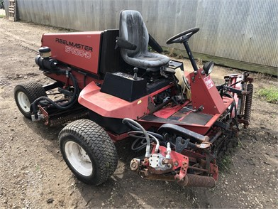 TORO Fairway Mowers For Sale - 59 Listings | MarketBook ca - Page 1 of 3