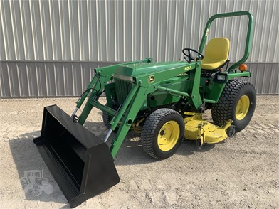 JOHN DEERE 855 For Sale - 25 Listings | TractorHouse com au