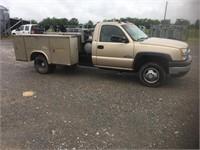 2004 Chevrolet 3500 Truck