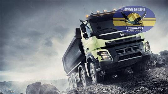Volvo FMX11 CTX 6x6 Rigid T-Ride Mining Support UFUP