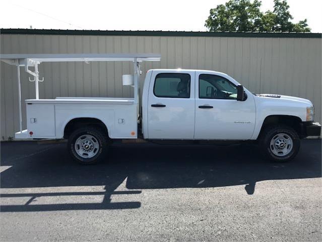 2011 Chevrolet Silverado 2500 For Sale In Springfield Missouri
