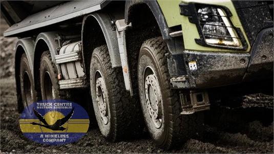 Volvo FMX13 CAX 6x6 Rigid Air Ride Mining Support UFUP