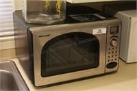 "Sharp 17"" Household Microwave Oven"