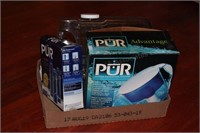Pur Pitcher Water Filtration System, Filters, Jug