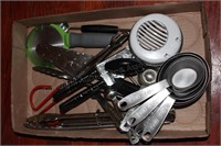 Measuring Cups, Tons, Can Opener, Pizza Cutter