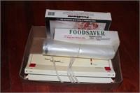 Food Saver Vacuum Sealer and Food Saver Bags