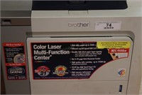Brother Color Laser Multi-Function Printer