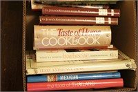 Box of Cook Books, Recipe Books