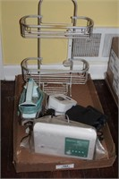Electric Iron, Medical Home Transmitter, BP Cuff