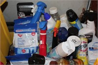 Contractor Bags, Soap, Cleaners, Chems