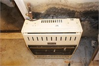 """Charmglow 17"""" Grate Natural Gas Heater"""