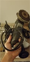 2pc Black& Decker, Metabo Grinders