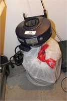 """In-Line 4"""" Duct Blower with Filter"""